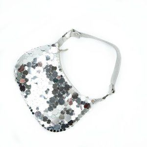 Limited Too Sequin Mini Hobo Purse
